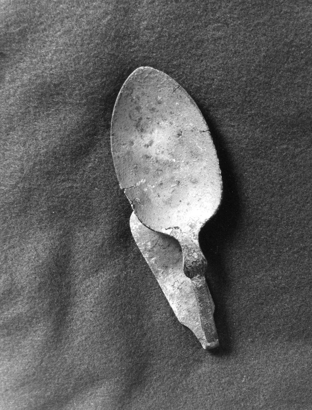 Old spoon
