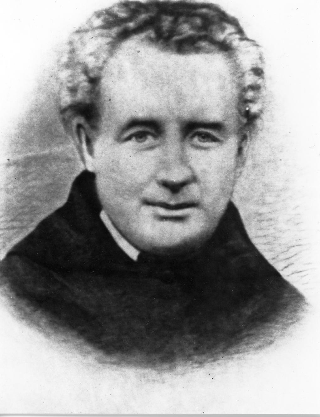 Reverend William Harnett, O.S.A.
