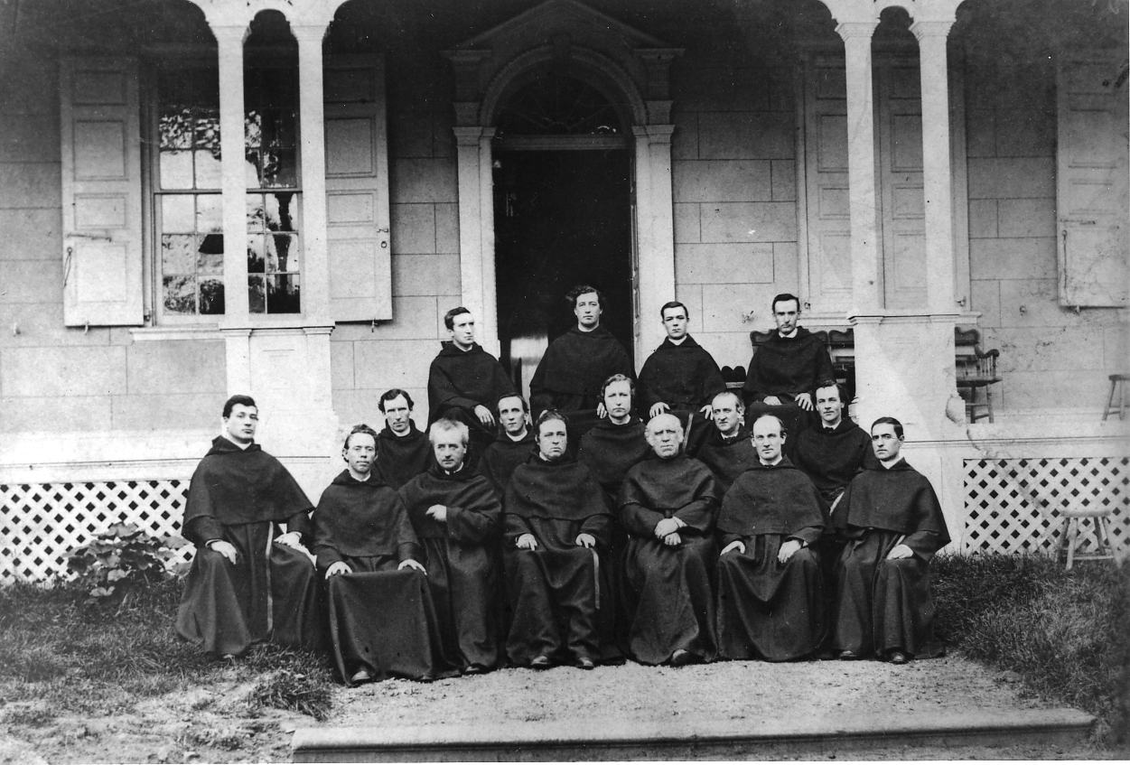 Villanova faculty, 1865