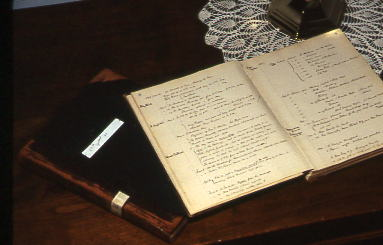 Middleton's two volume journal
