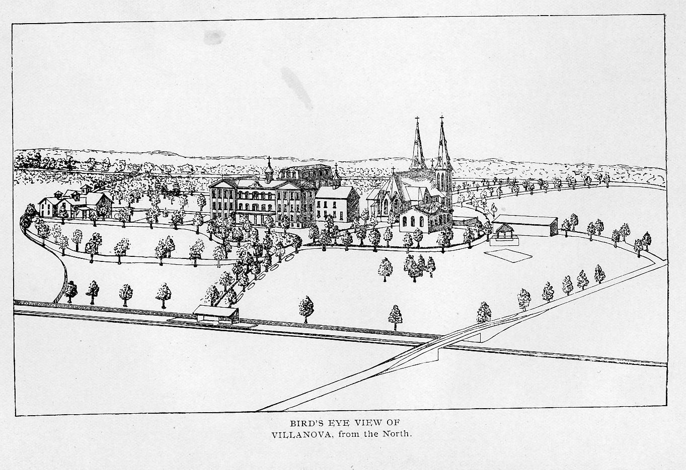 Historical Sketch of the Augustinian Monastery
