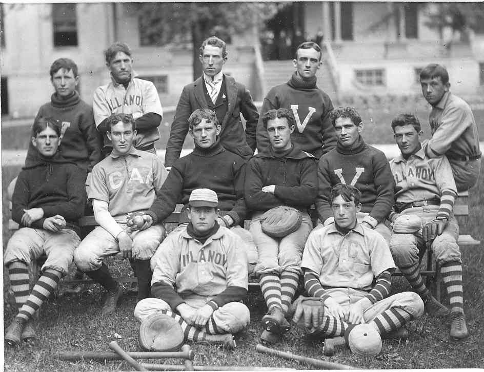 Villanova baseball team, 1896