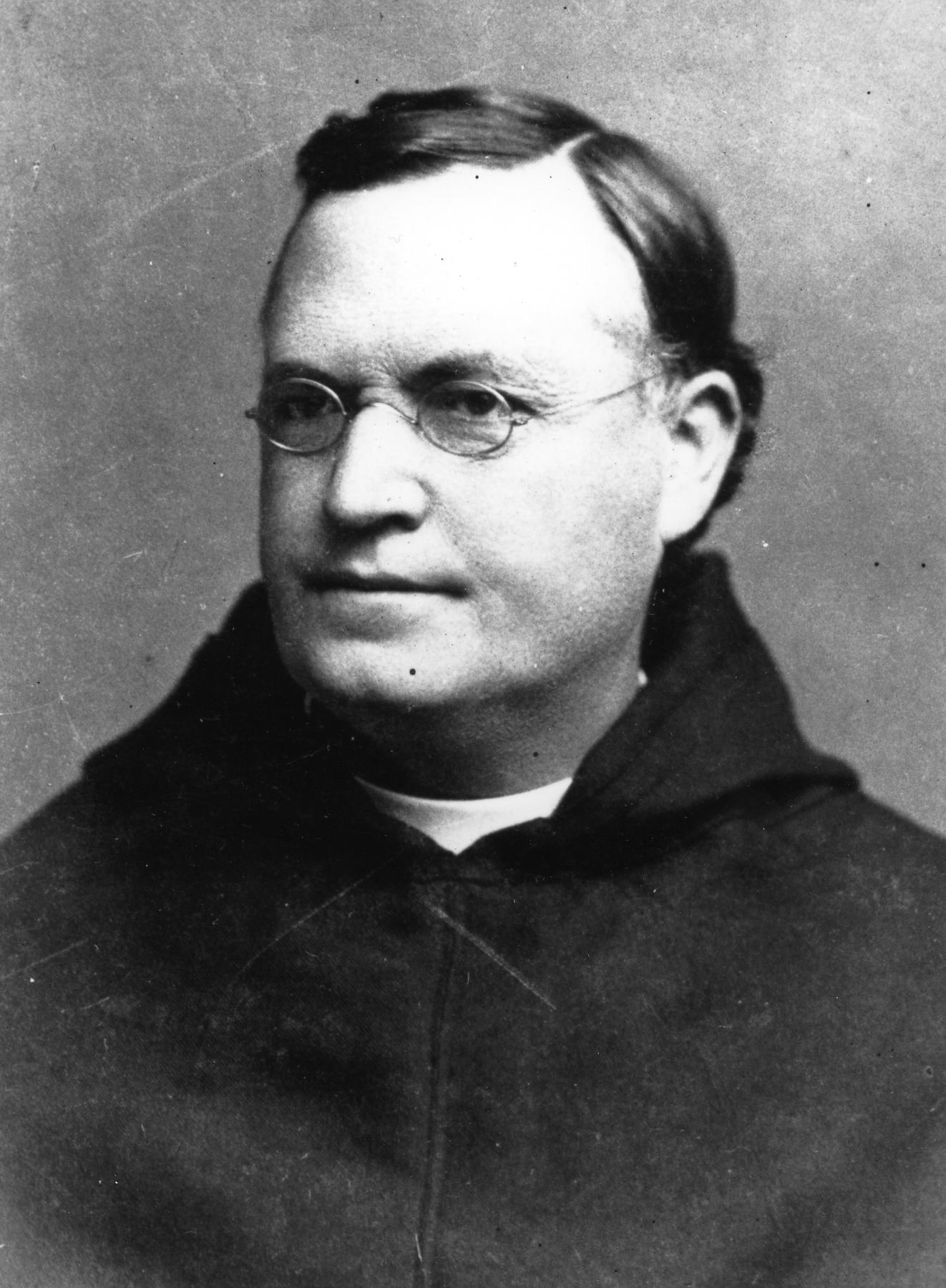 Reverend Christopher A. McEvoy, O.S.A.