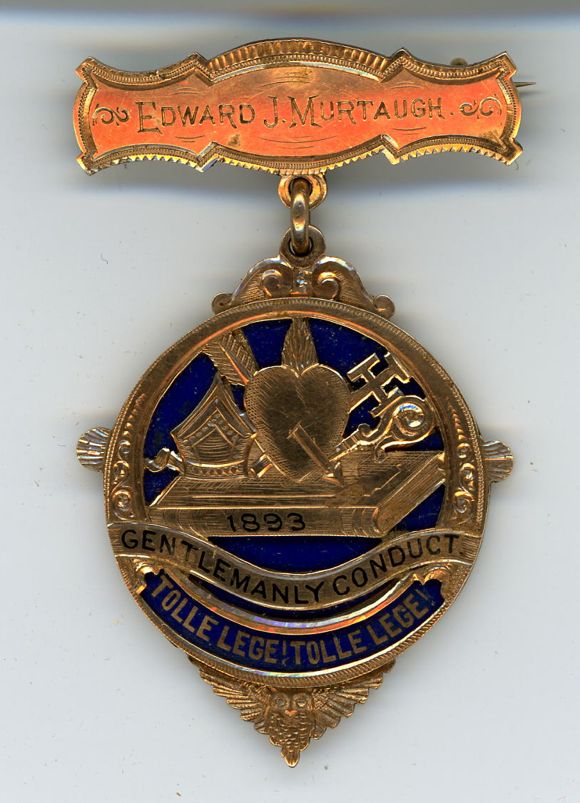 Medal for Gentlemanly Conduct