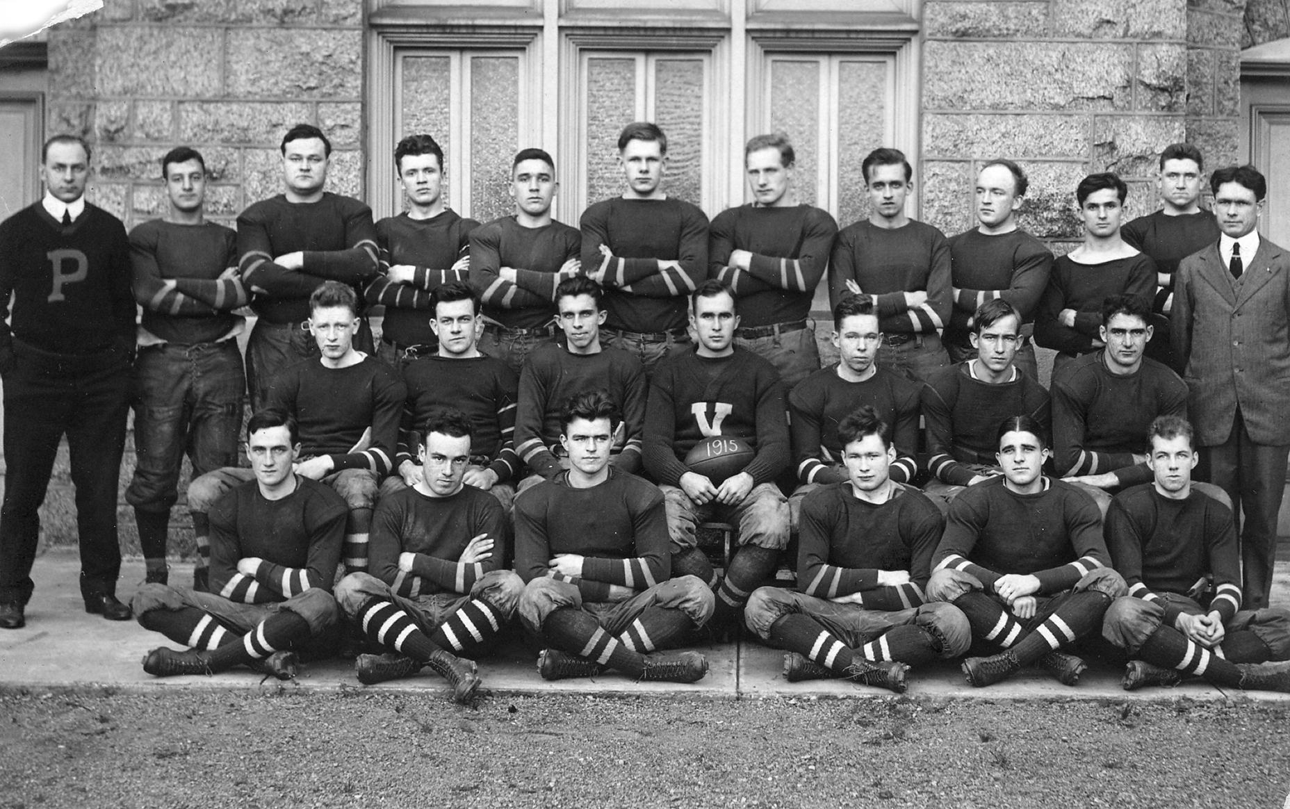 Villanova football team, 1915