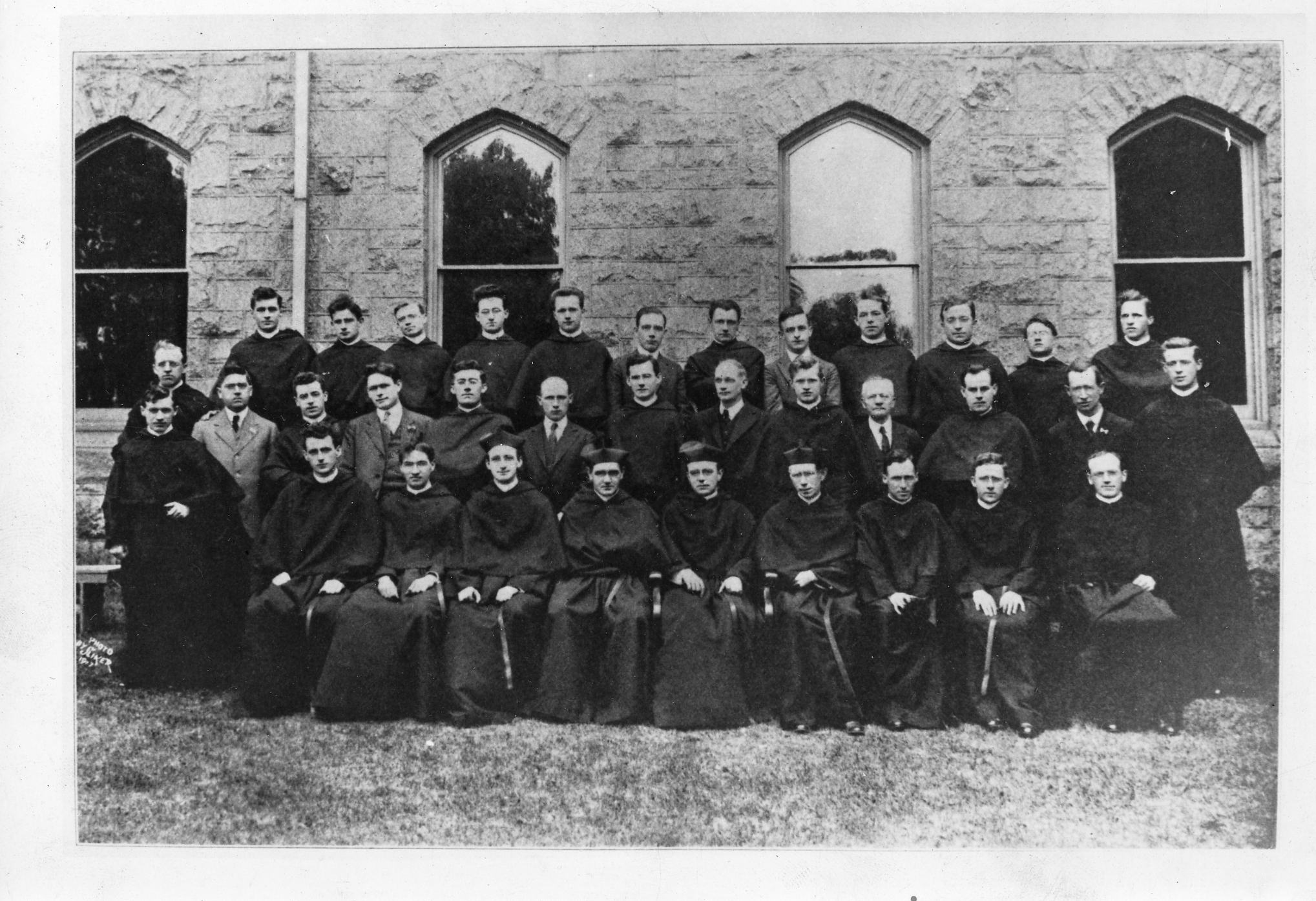 Villanova College faculty, 1917