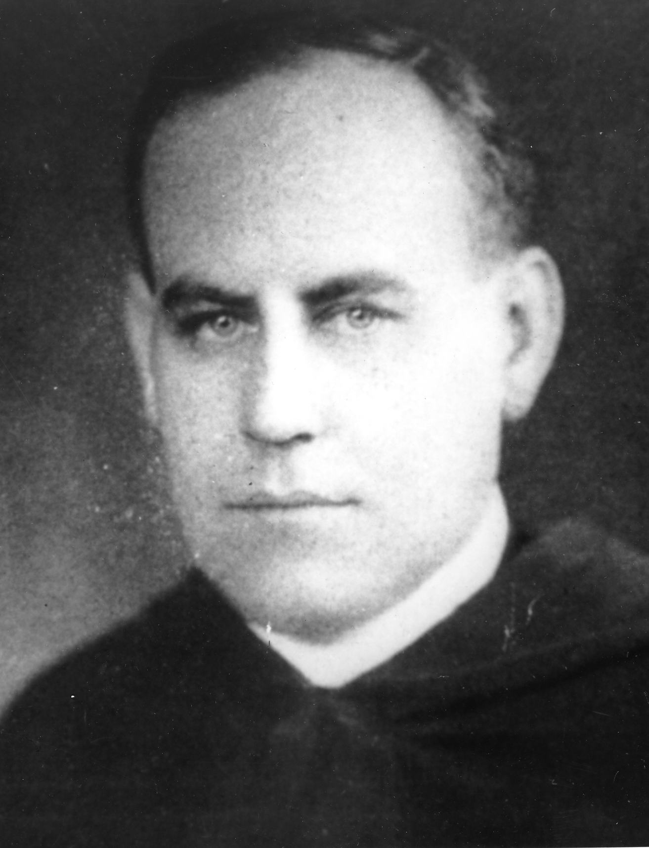 Reverend James H. Griffin, O.S.A., LL.D.