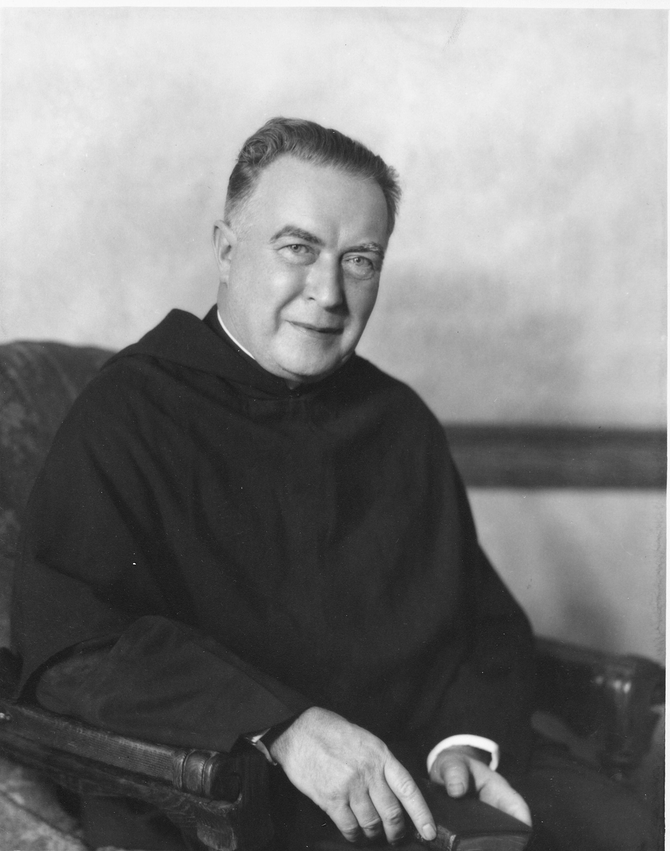 Reverend Joseph M. Dougherty, O.S.A., Ph.D., (1896-1954)