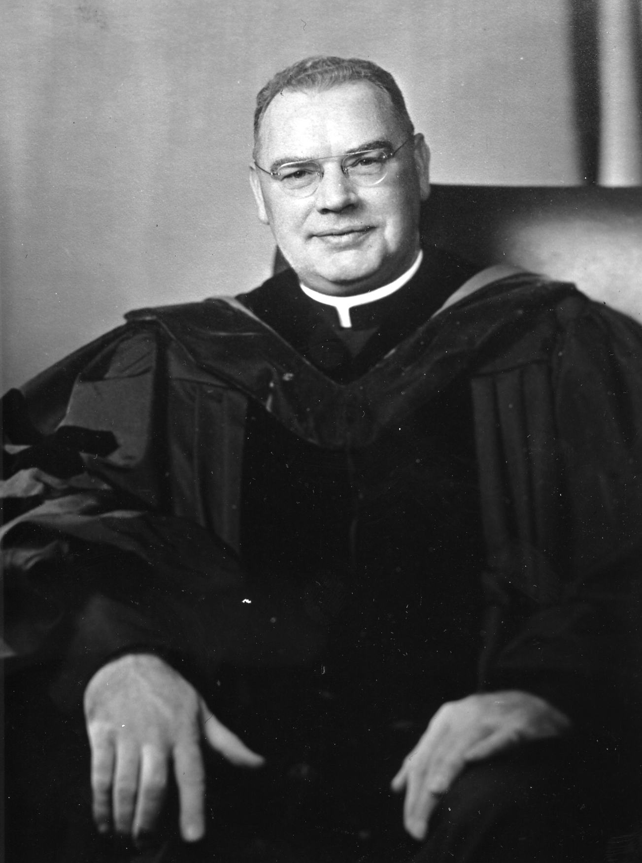 Reverend James A. Donnellon, O.S.A., Ph.D.