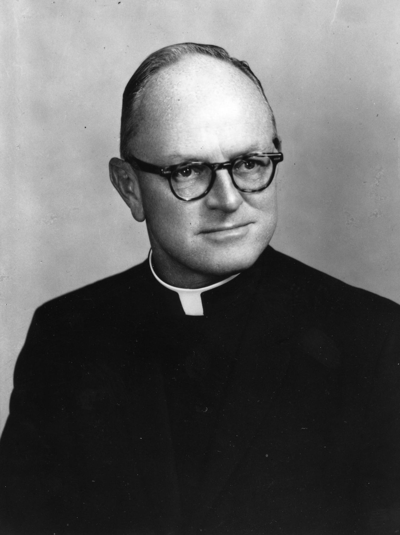 Reverend Joseph A. Flaherty, O.S.A., Ph.D