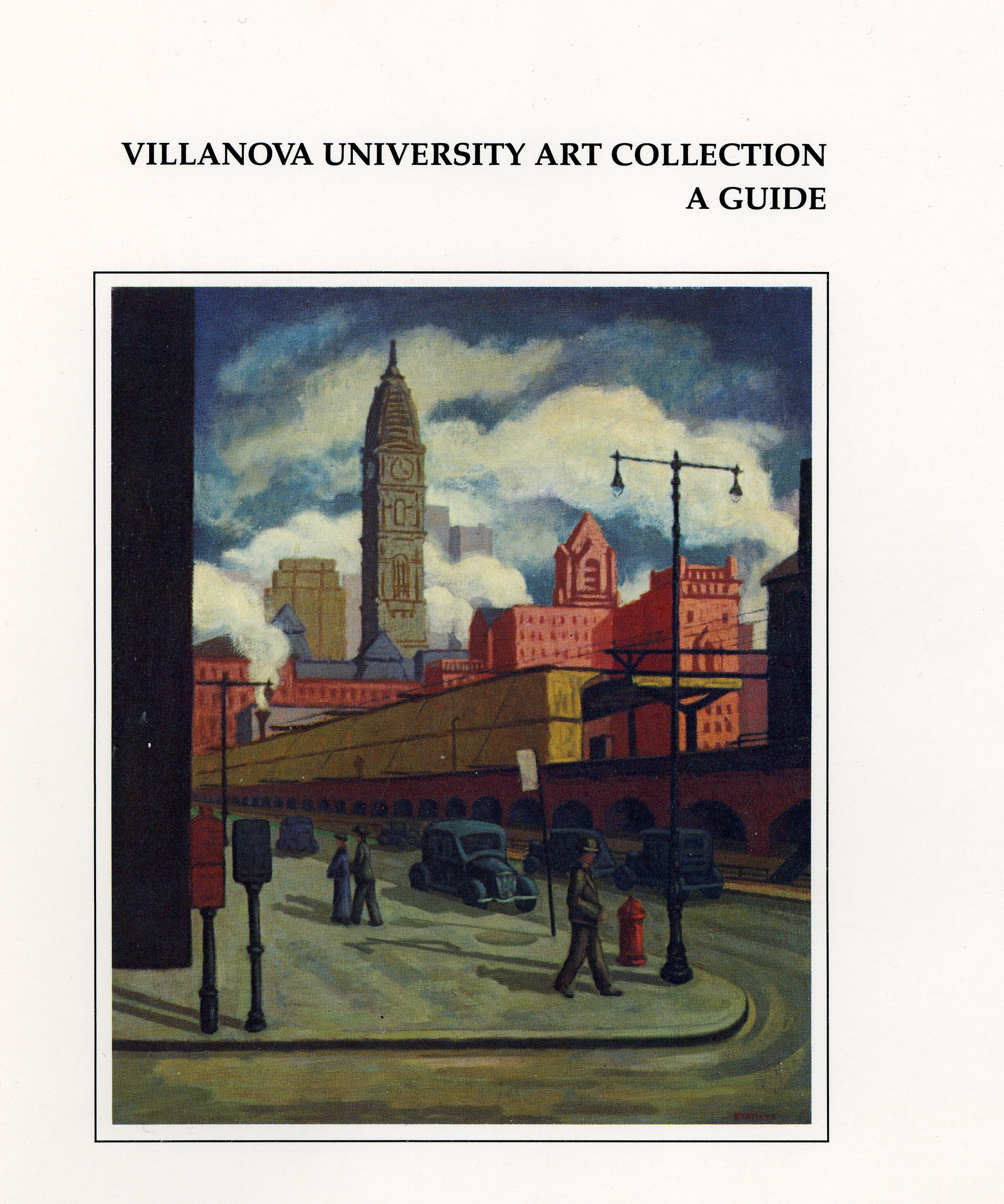 Villanova University Art Collection, A Guide