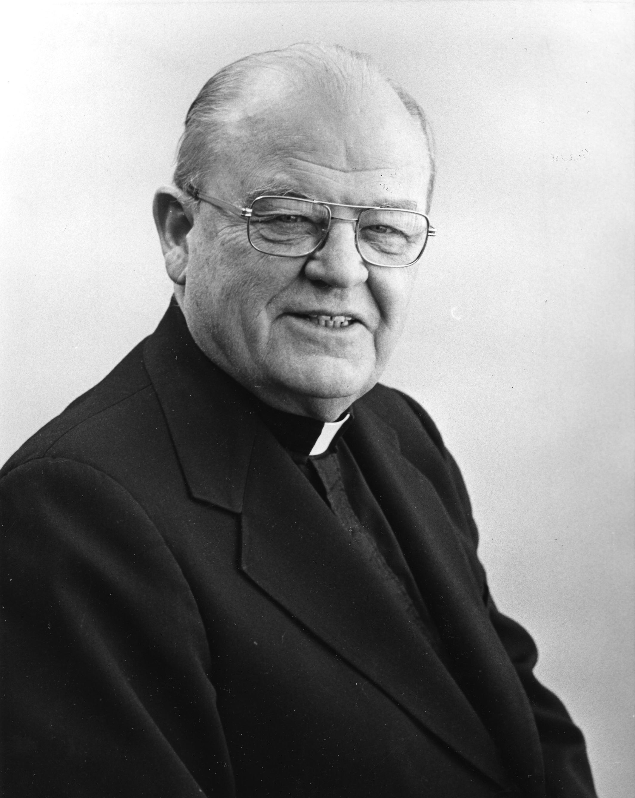 Reverend Edward J. McCarthy, O.S.A., Ph.