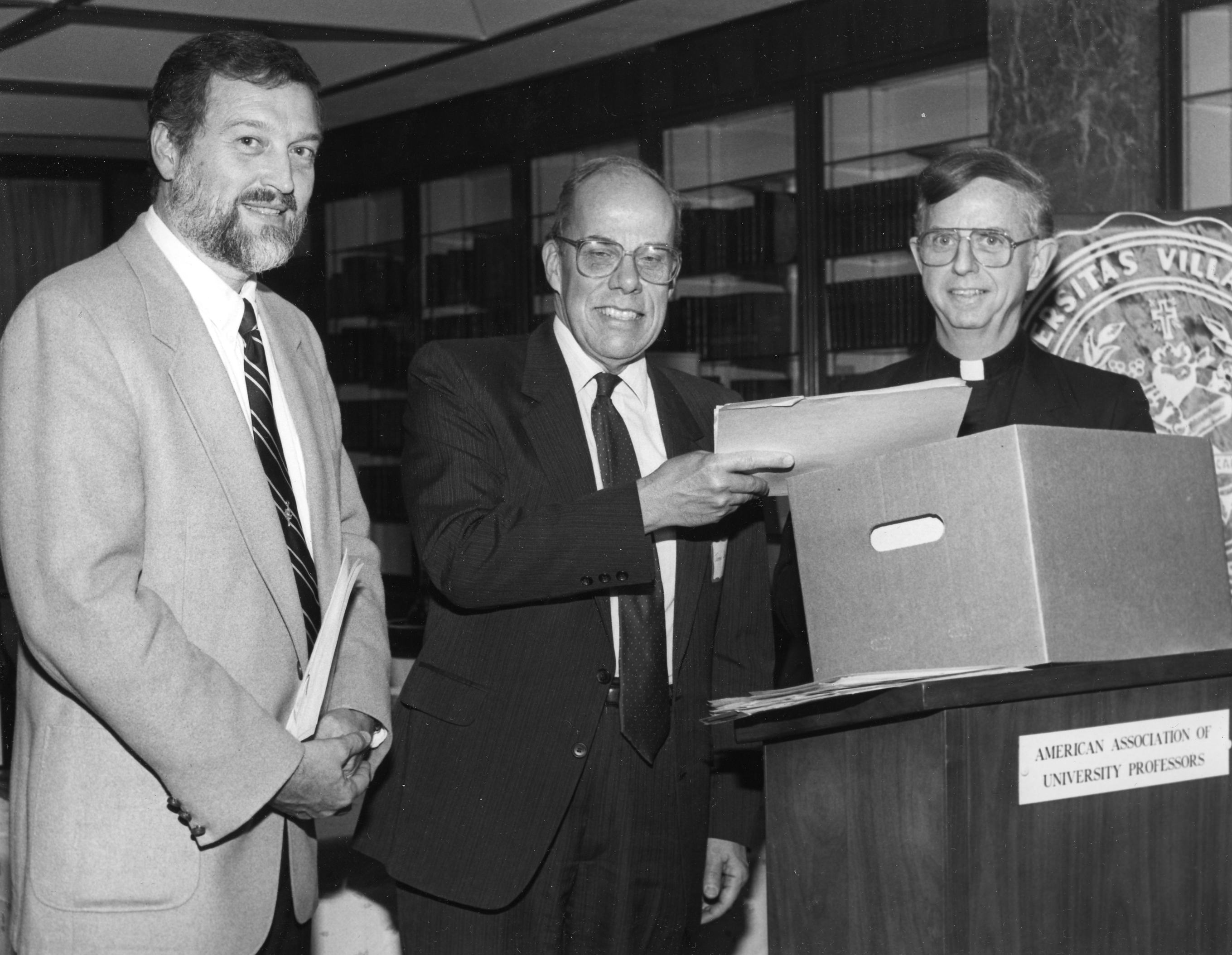 Donation of AAUP archives