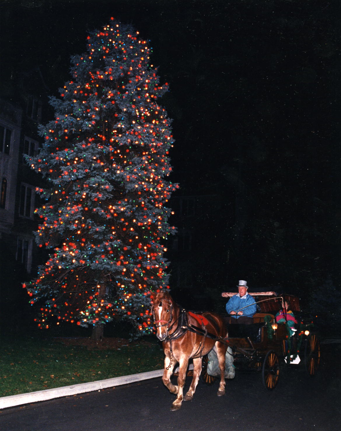 Christmas at Villanova